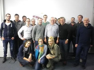 Ballack-Berater Dr. Michael Becker mit Gast-Vorlesung am Campus Zweibrücken