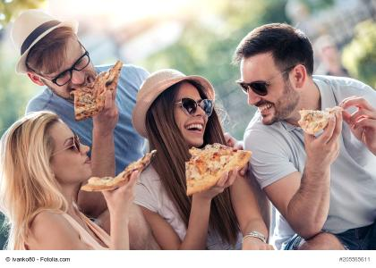 Deutschland liebt Pizza
