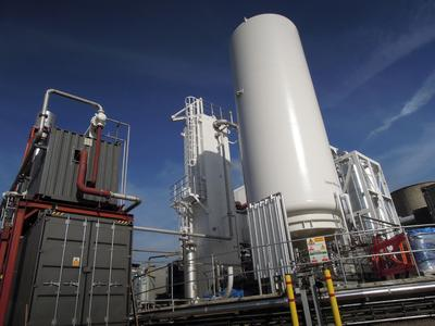Highview has piloted the world's first liquid air energy storage plant (LAES).
