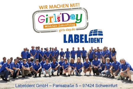 Labelident GmbH aus Schweinfurt lädt interessierte Mädchen zum Girls Day 2019 ein