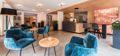 Smarte Beleuchtung im Hotel Fronza mit der intelligenten Gebäudeautomation von myGEKKO
