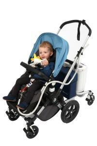 Der EXCOR® Active: Klein - Leise - Beweglich - Mobilisierungsmöglichkeiten für jedes Alter  Der EXCOR® Active mit Baby Buggy