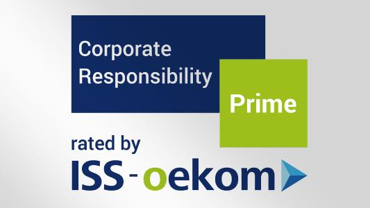 ISS-oekom awarded Knorr-Bremse Prime Status for its environmental, social and governance performance in 2018 | © Knorr-Bremse