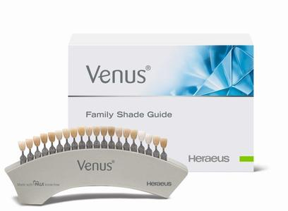 Venus® Family Shade Guide