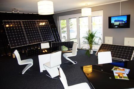 Solarberatungszentrum Stammhaus bei Berlin