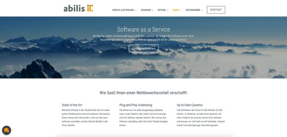 Software as a Service by abilis