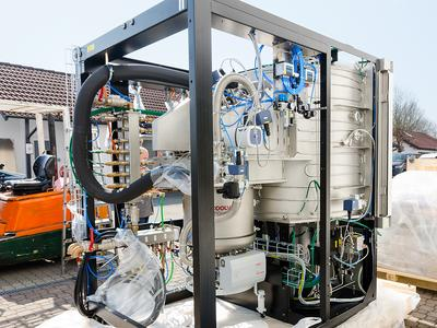 Laser Optic Manufacturing modernize