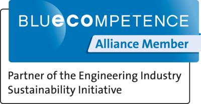 VITRONIC is partner of VDMA's Blue Competence sustainability initiative