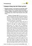 [PDF] Pressemitteilung:Cubeware Infotag lässt die Funken sprühen