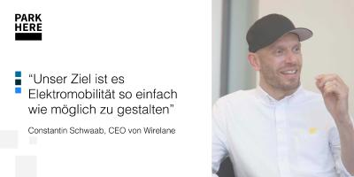 ParkHere Interview mit Wirelane