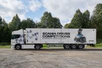 Scania Driver Competitions: Wer schafft den Sprung ins Europafinale?