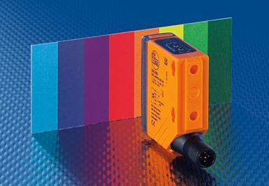 Hochauflösender Farbsensor