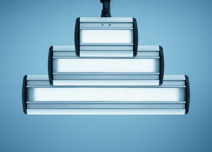 Für jeden Lichtbedarf die passende Variante: TANEO gibt es mit drei verschiedenen Beleuchtungsstärken von 1.300 bis 3.500 Lux.