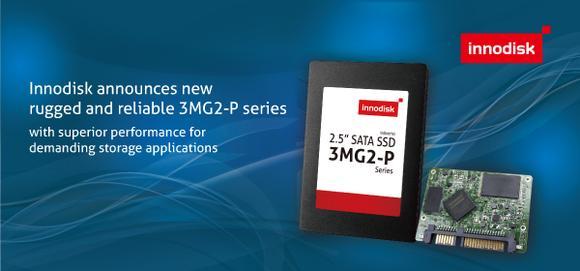 Innodisks neue 3MG2-P Serie