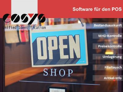 COSYS POS Software im Retail Management