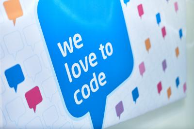 We love to code
