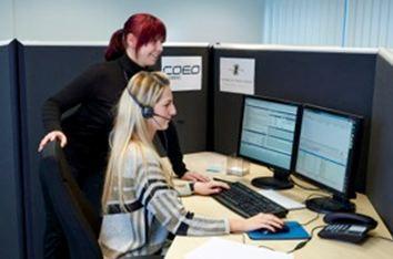 Durch die tiefe Integration von Customer Interaction Center in das CRM System können die Agenten einfach auf elektronische Dokumente zugreifen, Foto: Interactive Intelligence Germany GmbH