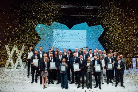 Verleihung XX. Innovationspreis Thüringen 2017