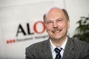 Dieter Woeste, Geschäftsführer der ALOS GmbH