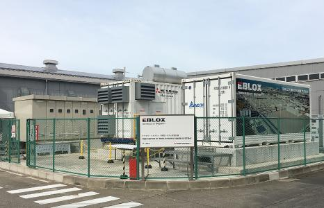 Delta's Li-ion Energy Storage System Integrated into Mitsubishi Heavy Industries Engine & Turbocharger's Triple Hybrid Stand-Alone Power Supply System