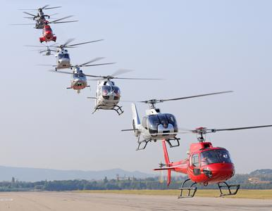 Eurocopter's EC175 takes on the world: Global tour to demonstrate the performance capabilities of this next-generation medium-sized helicopter (Copyright: © EC Anthony Pecchi)