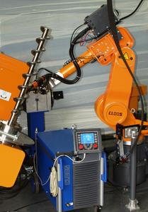 Going ahead with the modular Welding Machine Program, Carl Cloos