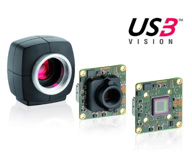 IDS presents the first AIA certified USB3 Vision industrial cameras