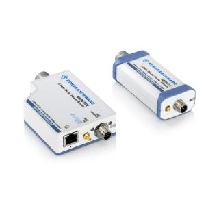 High speed, high accuracy RF power measurements up to an unrivalled 67 GHz with the R&S NRP67S/SN power sensors