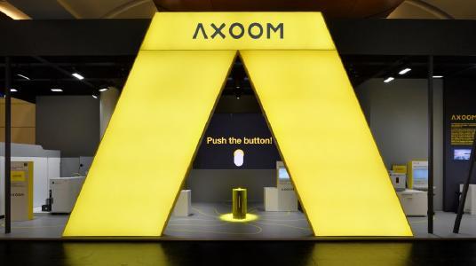 AXOOM auf der HANNOVER MESSE 2017