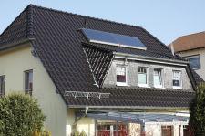 Thermische Solarkollektoren können einen großen Beitrag zur Nutzung von Umweltenergie leisten