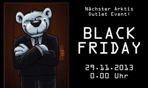 Arktis Black Friday 2013