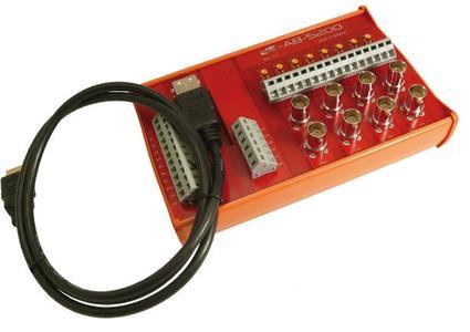 Externes Anschlusszubehör für Messkarten der ME-5200-Reihe (AMC/Meilhaus)