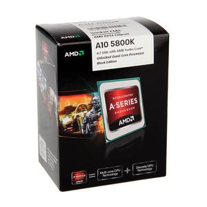AMD A10 5800K, 4 Core, 3,8 GHz (Trinity), RADEON HD 7660D
