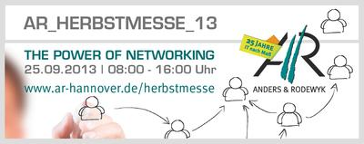 """The Power of Networking"" mit Anders & Rodewyk"