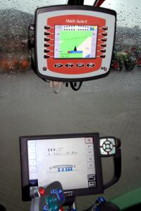 ME SECTION-Control for Fendt Varioterminal