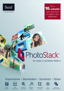 Bringt Ordnung und Glanz in die Fotosammlung: PhotoStack (Serif/Avanquest)