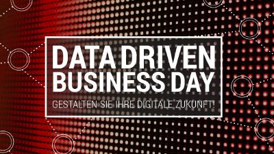 Data Driven Business Day hilft beim digitalen Wandel