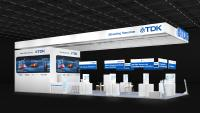 TDK shows its product highlights for embedded technologies at Embedded World 2019