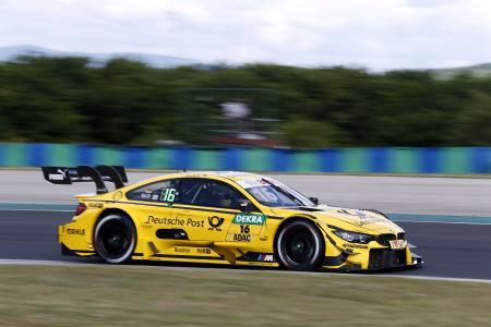 Timo Glock, DEUTSCHE POST BMW M4 DTM