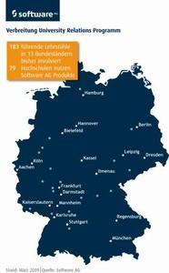 Deutschlandkarte TU FH