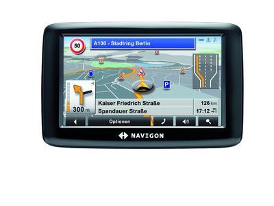 NAVIGON 2150 max: mehr Funktionen, mehr Übersicht