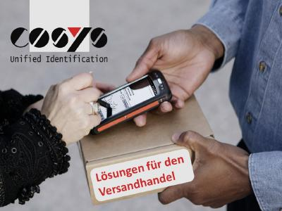 COSYS Transport-Lösungen im Versandhandel