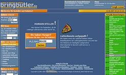Screenshot bringbutler.de