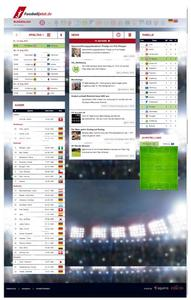 http://fussballjetzt.de bündelt strukturierte und unstrukturierte Daten aus der Welt des Fußballs – powered by Liferay Portal und Squirro; umgesetzt vom Full Service IT-Dienstleister edicos