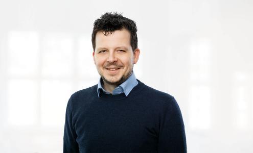 Lars Schmitt, Senior Sales Manager und App Specialist, EcoIntense GmbH