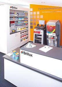 Die Farben- und Lackfabrik im Haus: flexibel mit der Brillux Scala Farbedition.