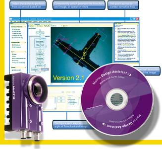 Matrox Design Assistant 2.1 - free trial of smart camera software