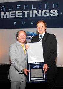 Sergio Pin (left) and Ricardo Reimer (right)