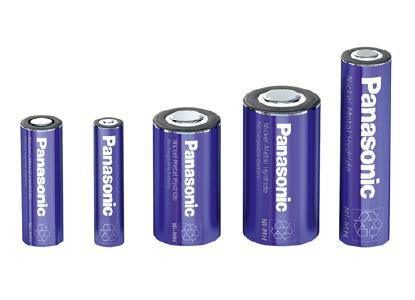 Ni-MH-Batterien von Panasonic lassen sich in einem weiten Temperaturbereich einsetzen und weisen selbst bei hohen Temperaturen ein exzellentes Ladeverhalten auf.