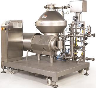 Alfa Laval Brew 250 – der einzige vollhermetische Separator mit Produkteinlauf von unten, der das Craft-Bier-Brauen optimiert.